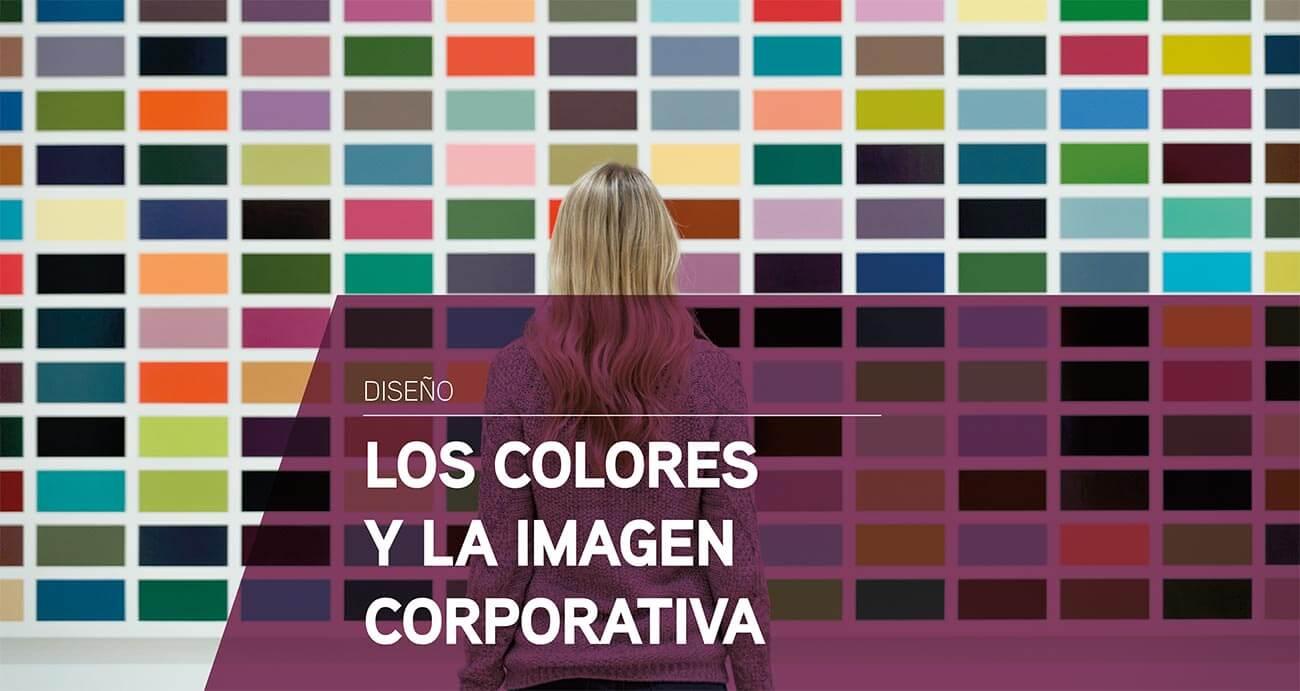 Los colores y la imagen corporativa o de marca