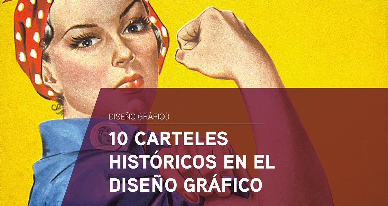 10 Carteles históricos en el diseño gráfico