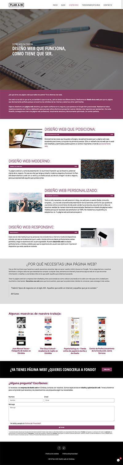 Captura pantalla web completa