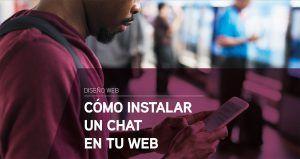 Cómo instalar un chat en tu web