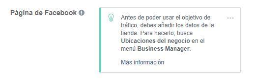 Datos de localización para tráfico en el negocio
