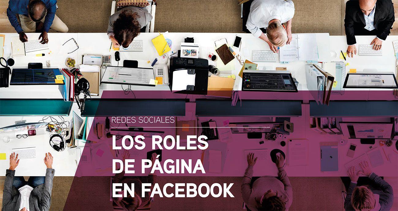 Los roles de pagina en Facebook