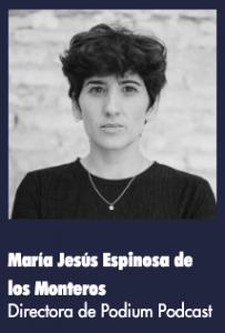 Maria Jesus Espinosa de los Monteros