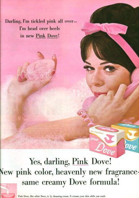 Publicidad Dove antigua