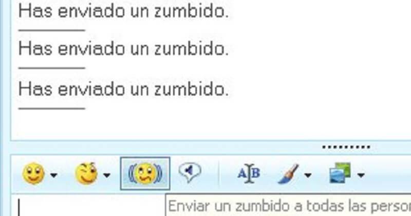 MSN zumbido