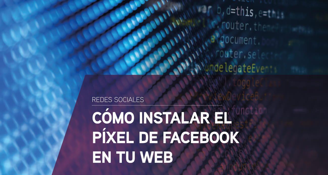 Facebook pixel como instalar