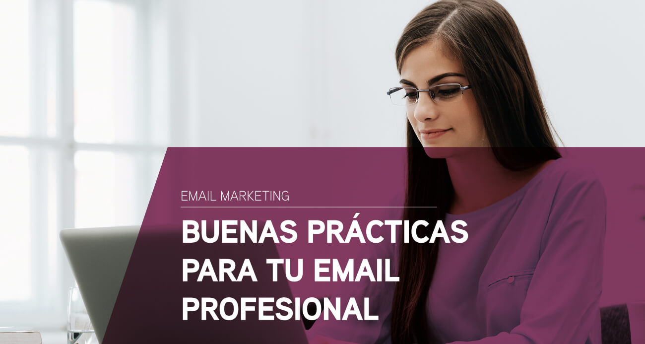 buenas practicas email profesional