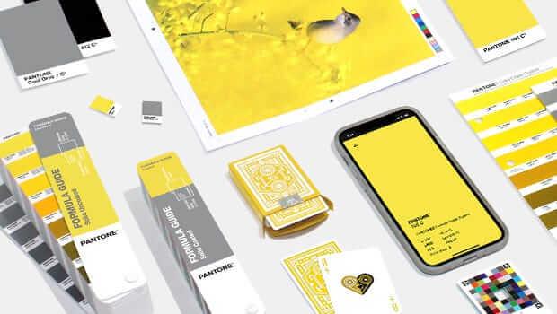 Color Pantone del año en diseño y packaging