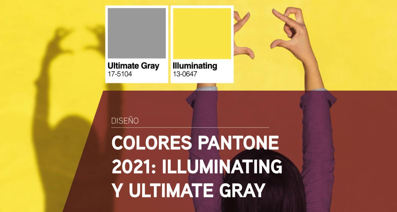 Colores color Pantone 2021