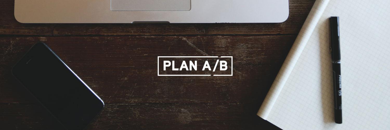 lista de correo de Plan A/B